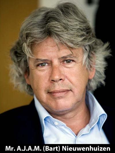Hoofdofficier van Justitie A.J.A.M. (Bart) Nieuwenhuizen